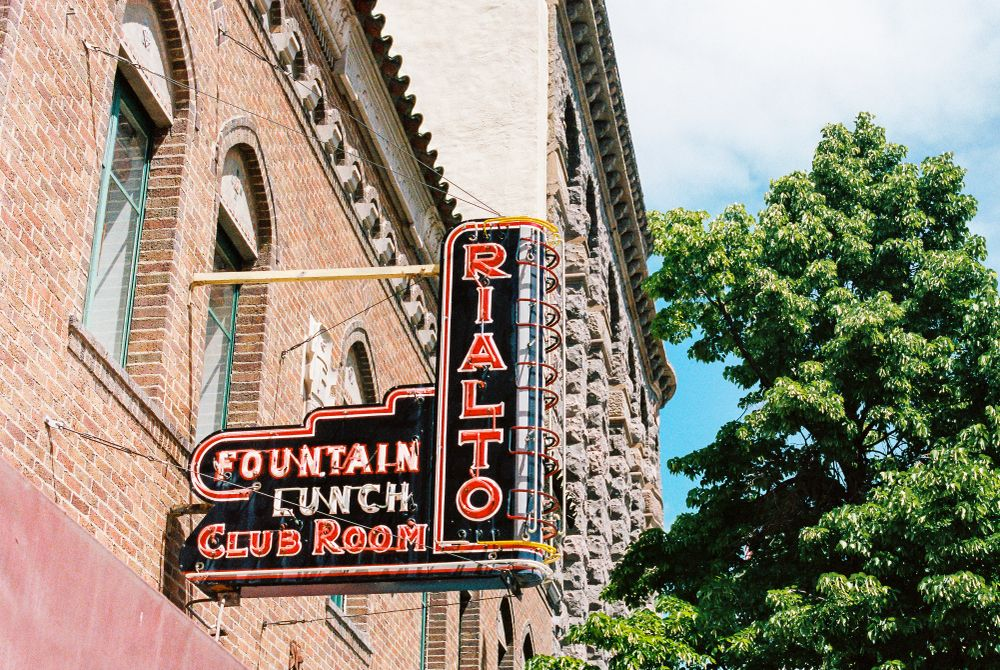 Ritalo bar in Downtown Helena