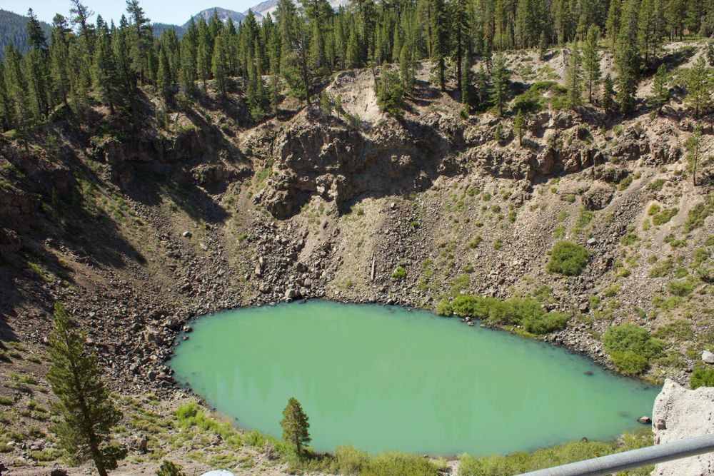 Inyo Craters