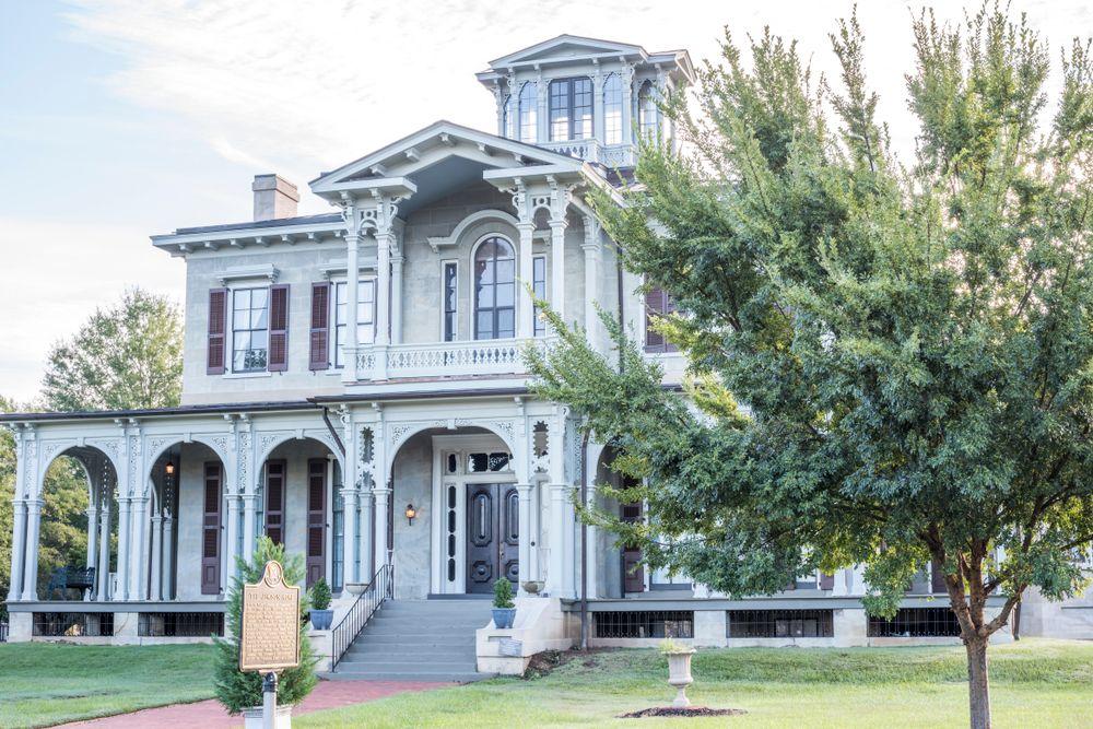 Jemison- Van De graaff mansion