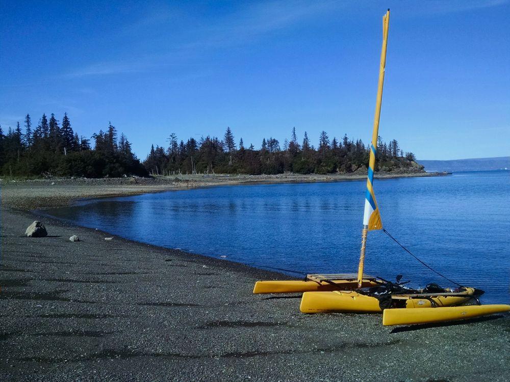 Kayaking in Homer