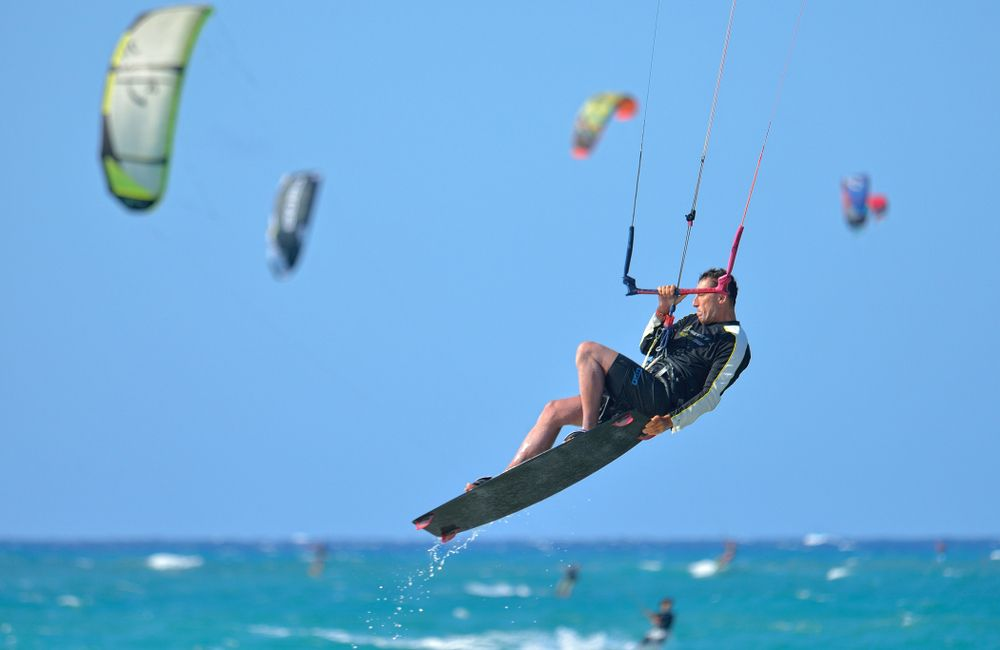 Kite Beach Dominican Republic