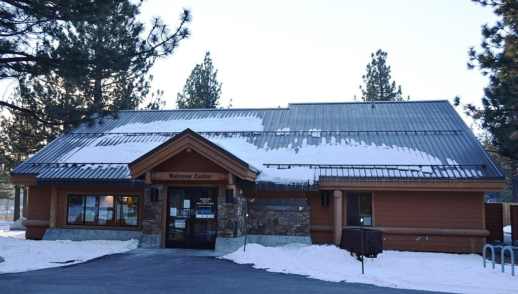 Mammoth Lakes Welcome Center