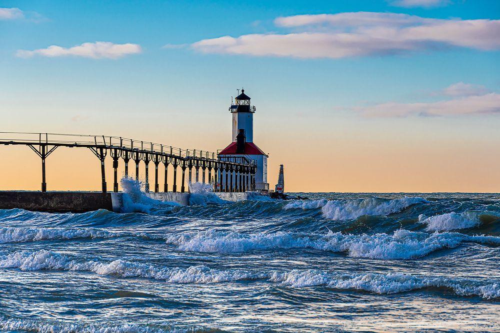 Michigan City East Lighthouse