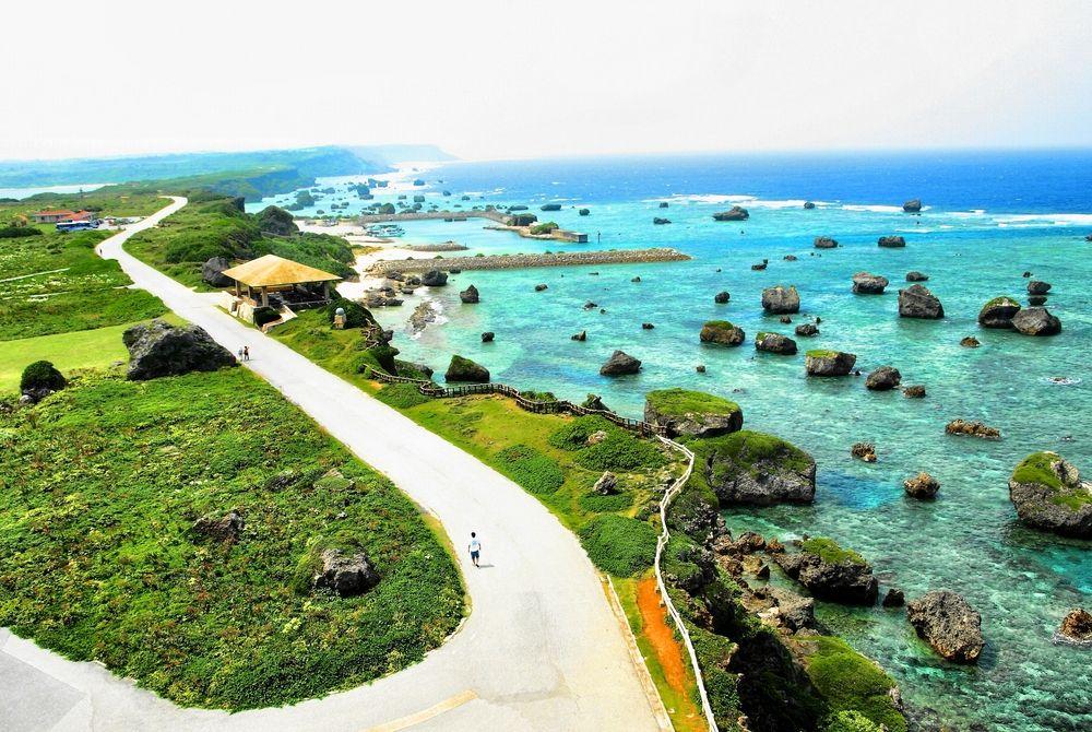 Miyakojima island