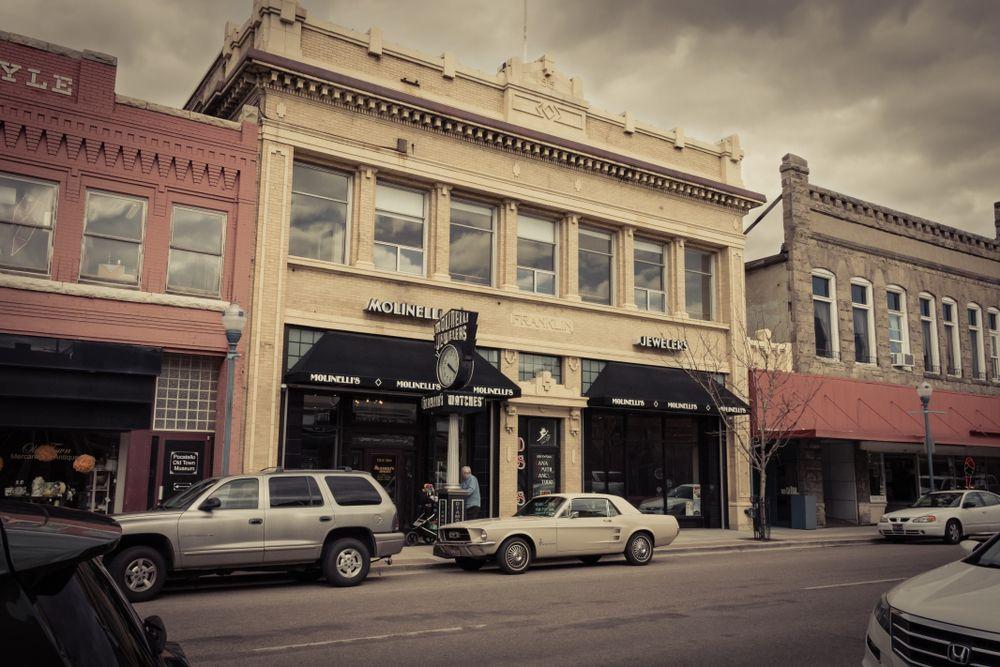 Old Town Pocatello