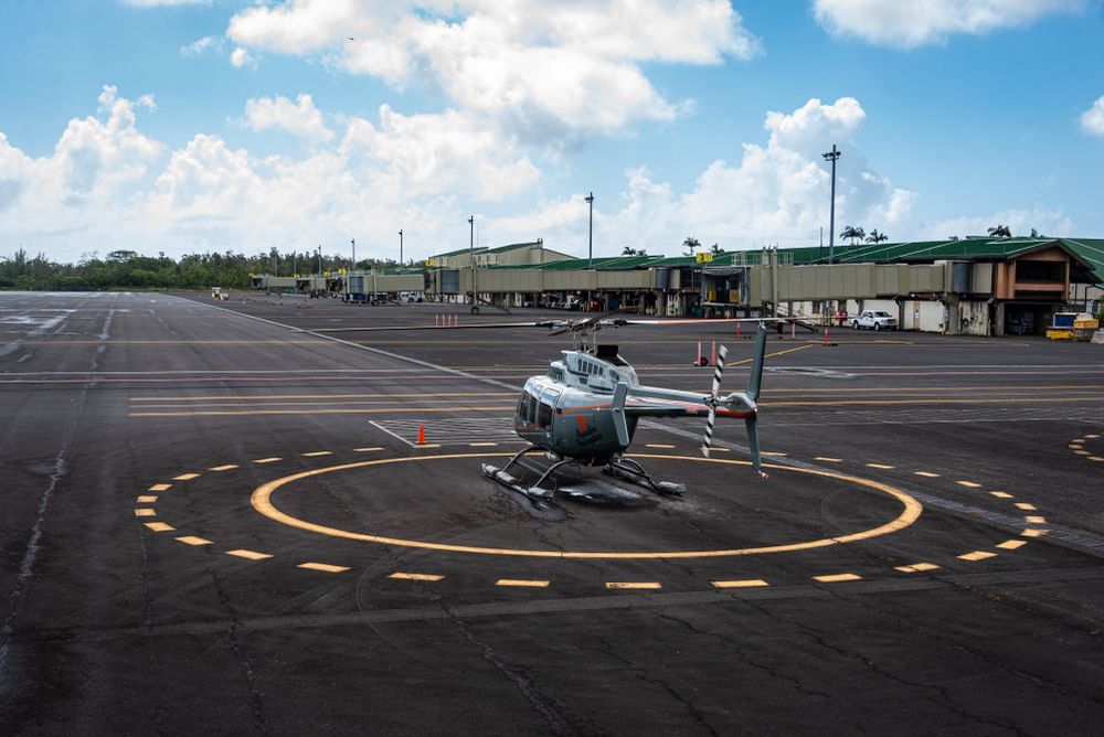 Paradise Helicopters Hilo