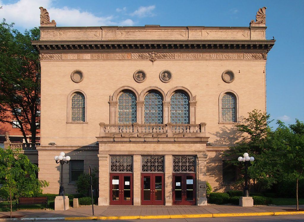 Sheldon theatre of Performing arts