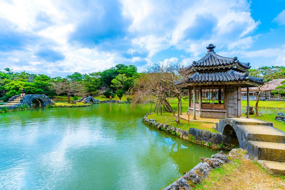 Shikinaen Royal Gardens