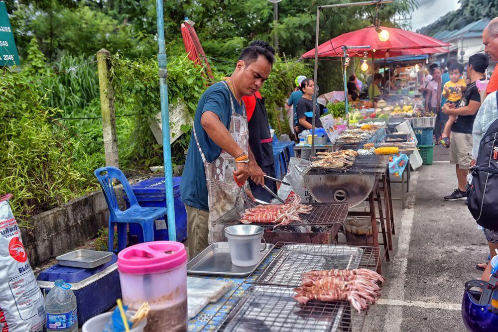Street Food in Koh Chang