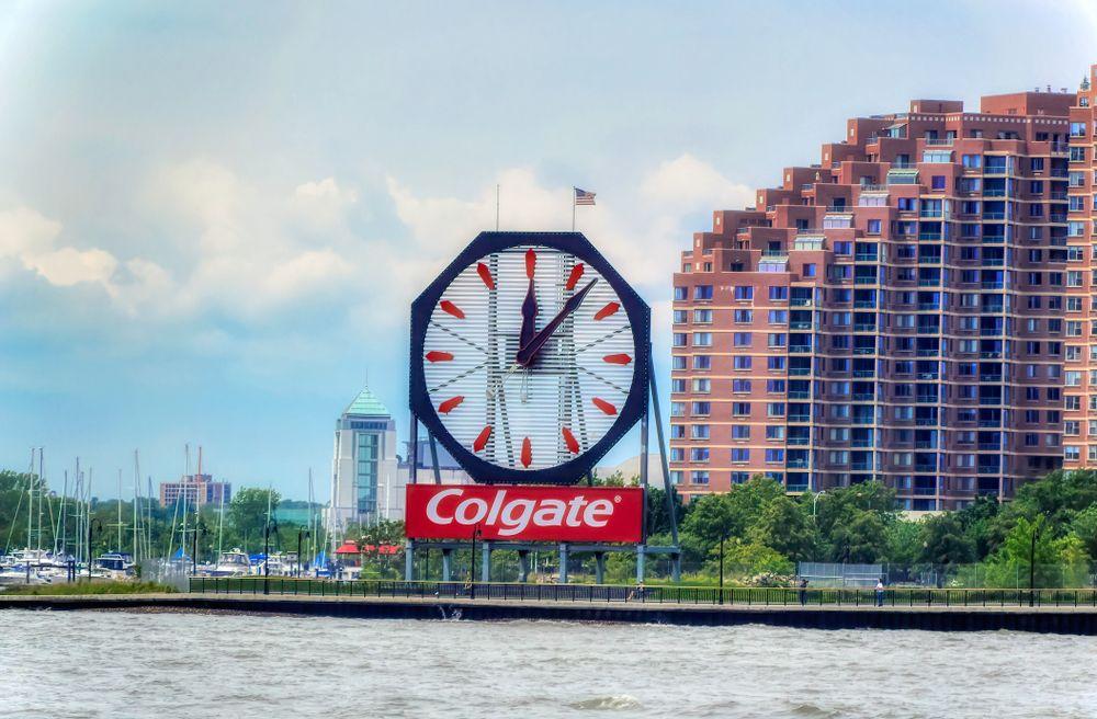 The Colgate Clock