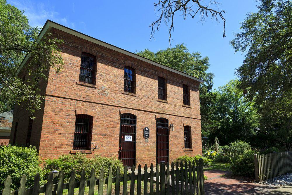 Old Brunswick County Jail