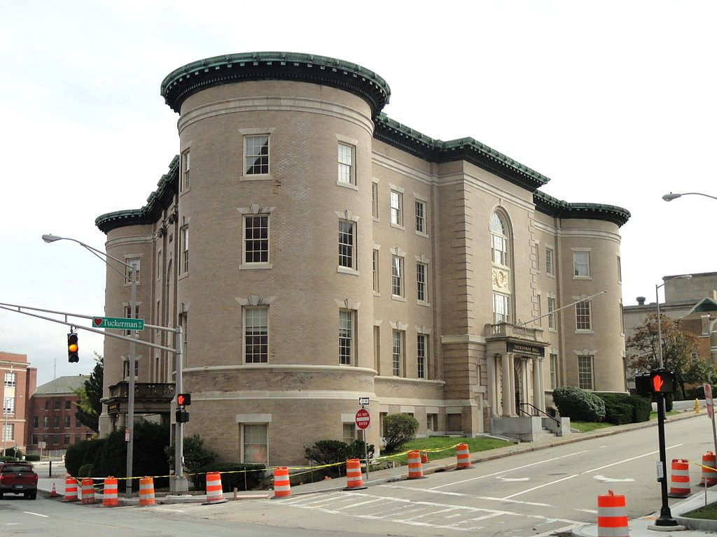 Tuckerman Hall