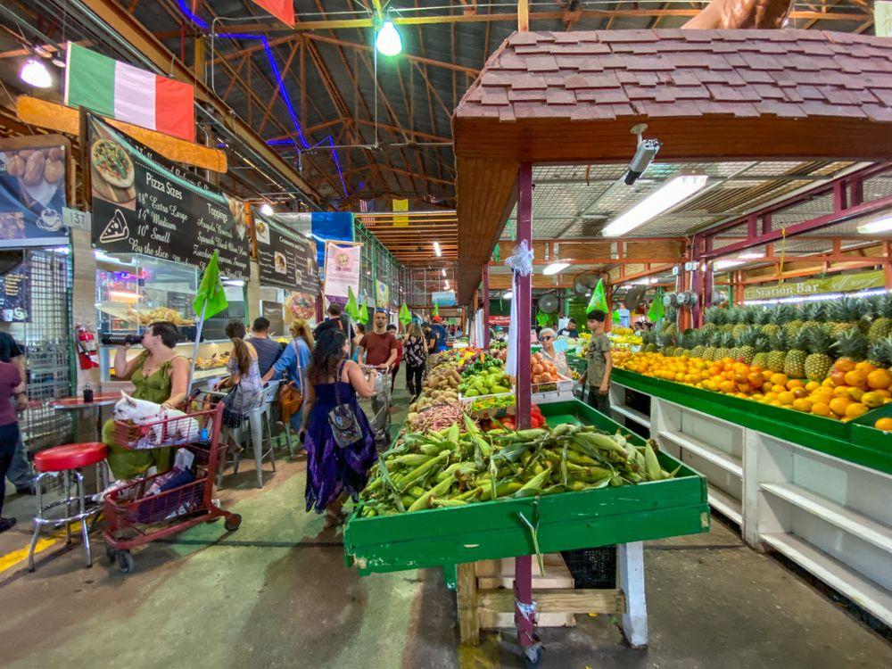 Yellow Green Farmers Market