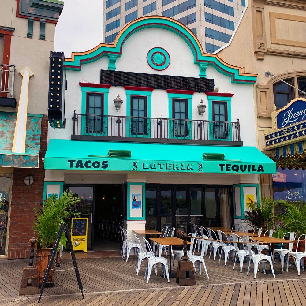 Restaurant in Atlantic City