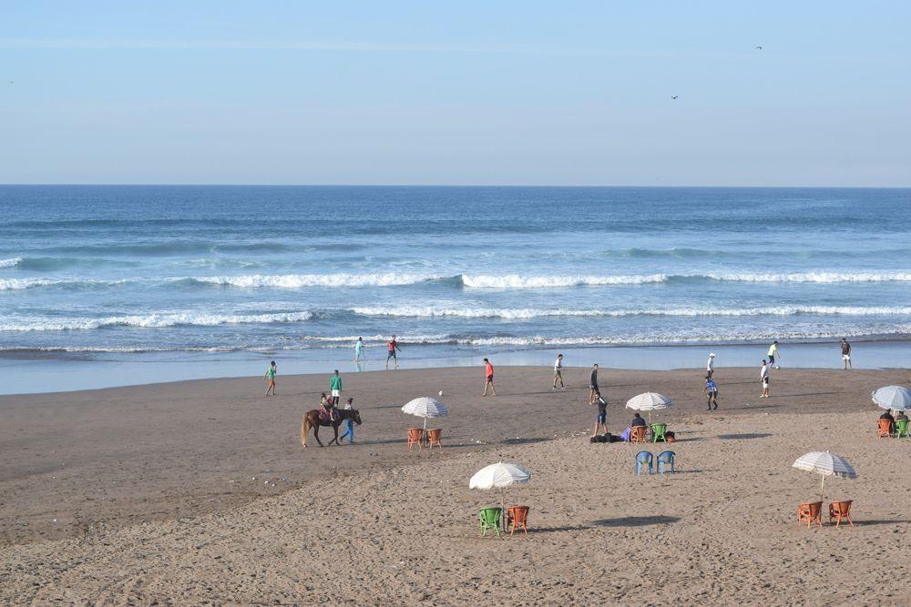 Ain Diab beach