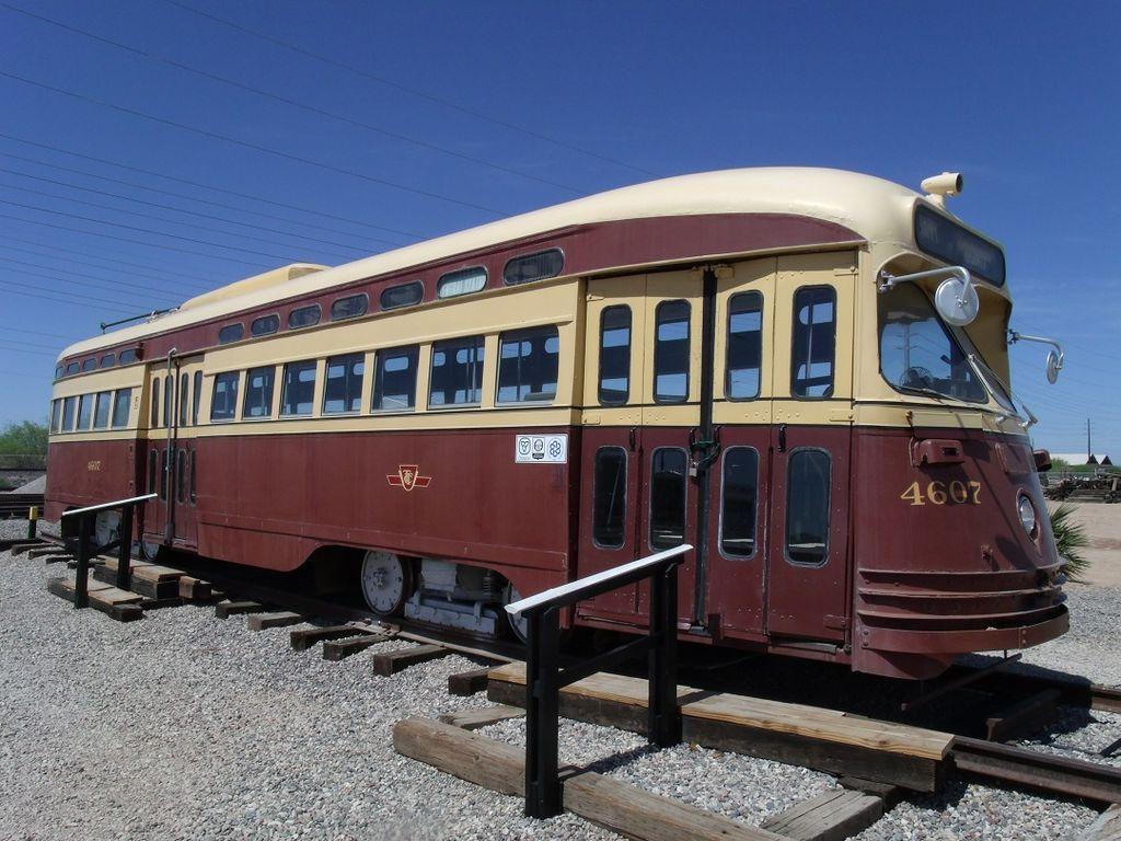 Arizona Railway Museum in Chandler