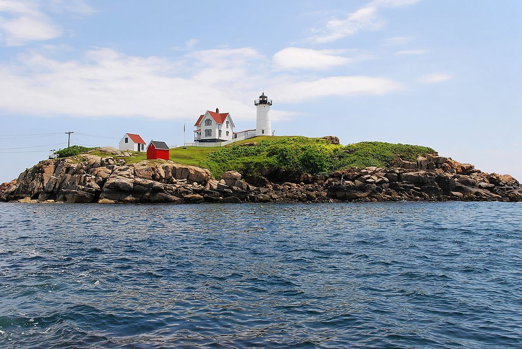 Cape Neddick Nubble Lighthouse