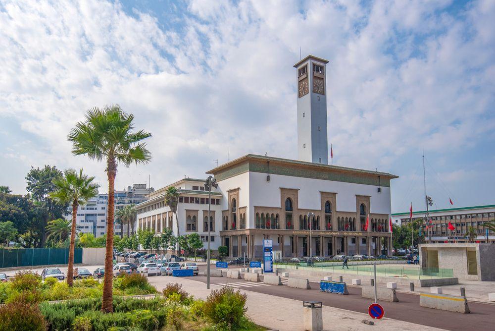 Casablanca City Hall