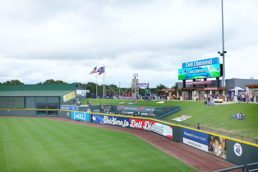 Dell Diamond Stadium