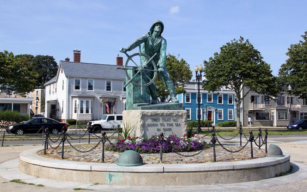 Gloucester fishermen memorial