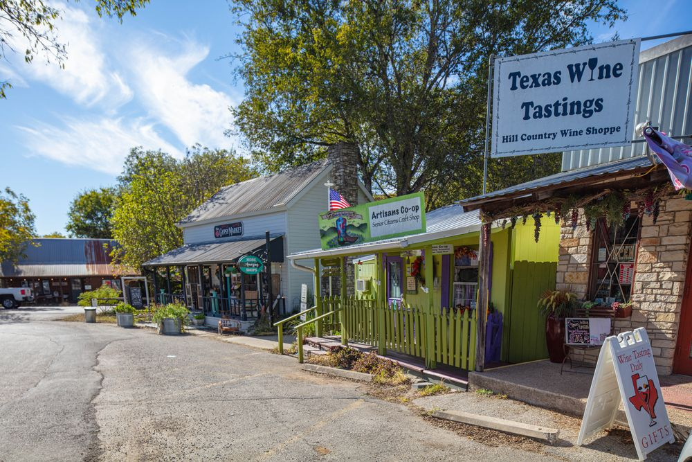 Hill Country Wine Shop