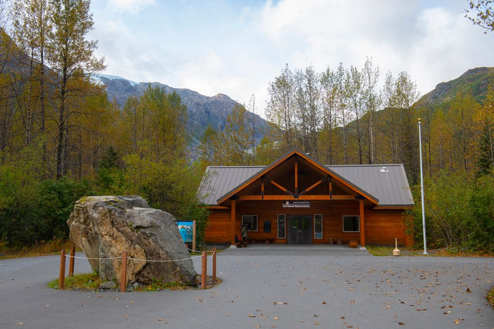 Kenai Fjords National Park Visitor Centre