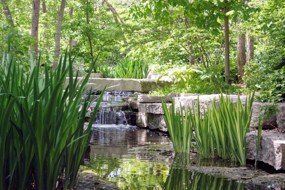 Lauritzen Garden