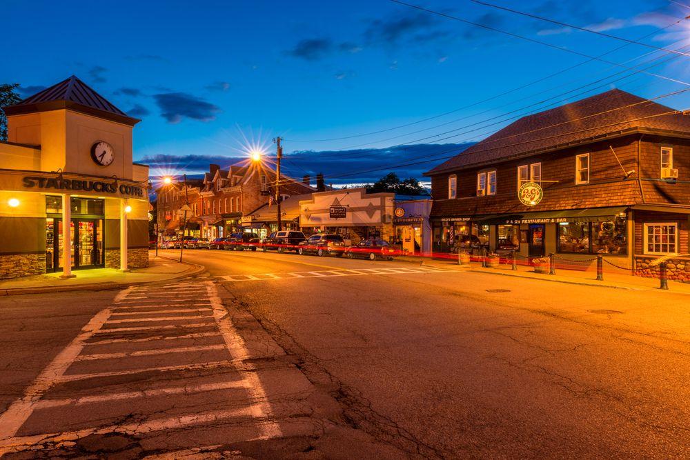 Main Street in New Paltz