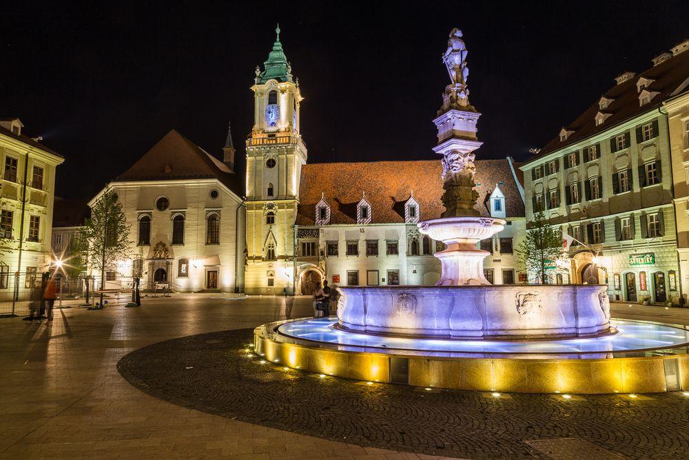 Maximilian's Fountain