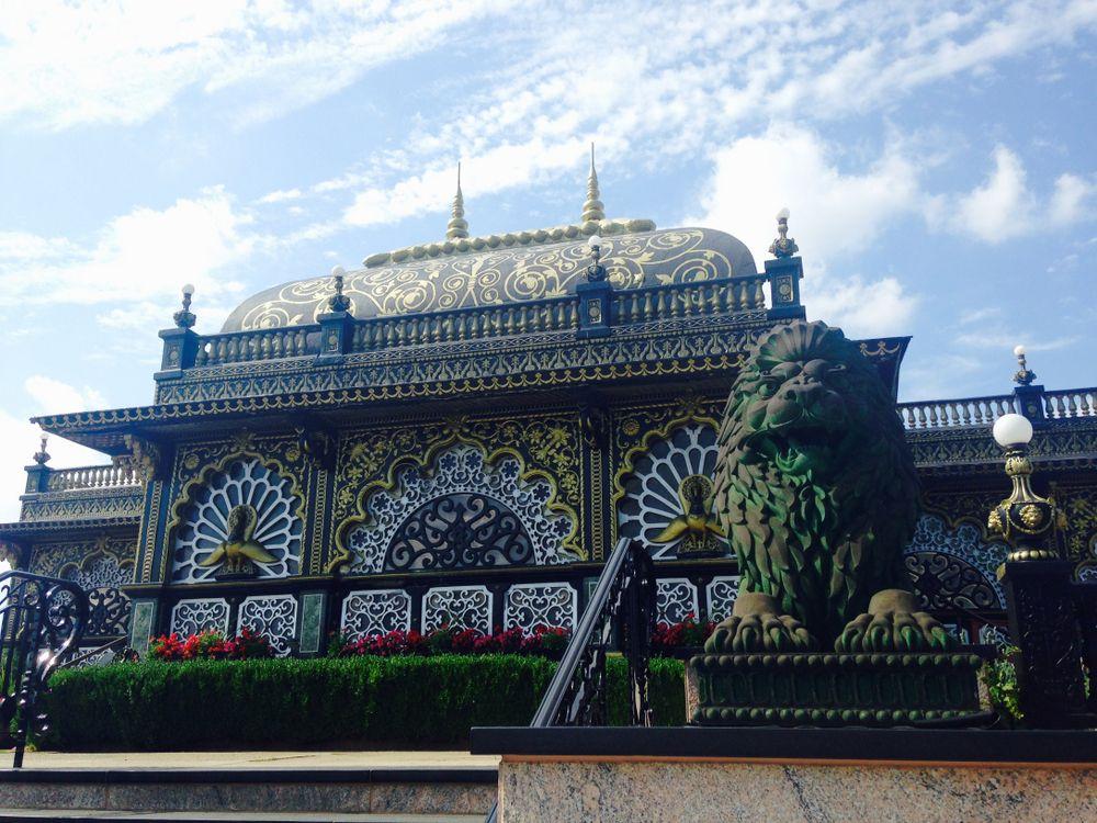 New Vrindaban Palace of Gold