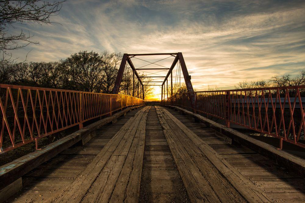 Old Alton Bridge