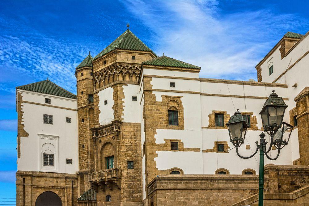 Palais Royal De Casablanca