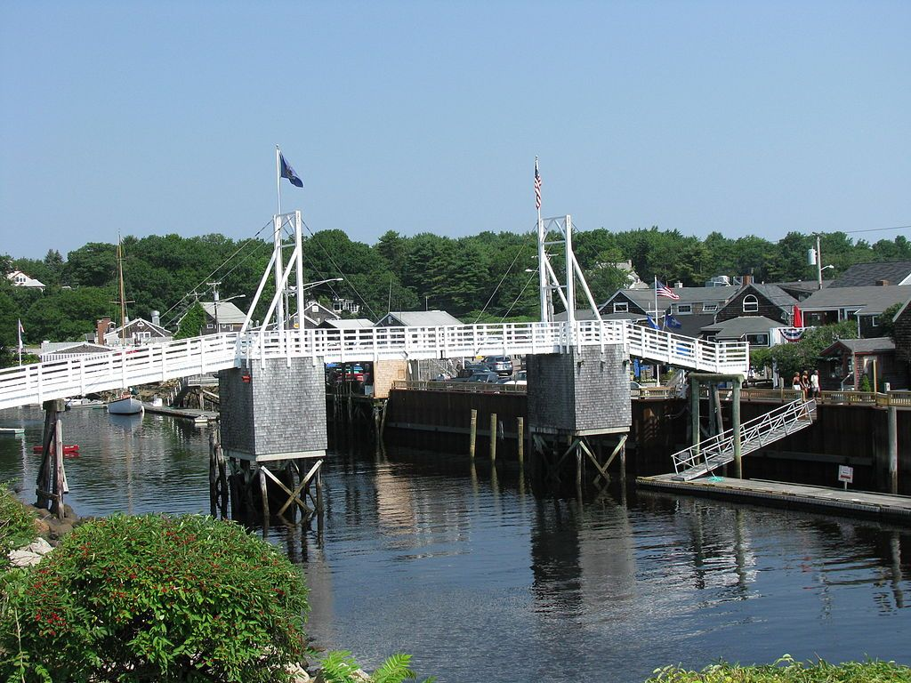 Perkins cove bridge