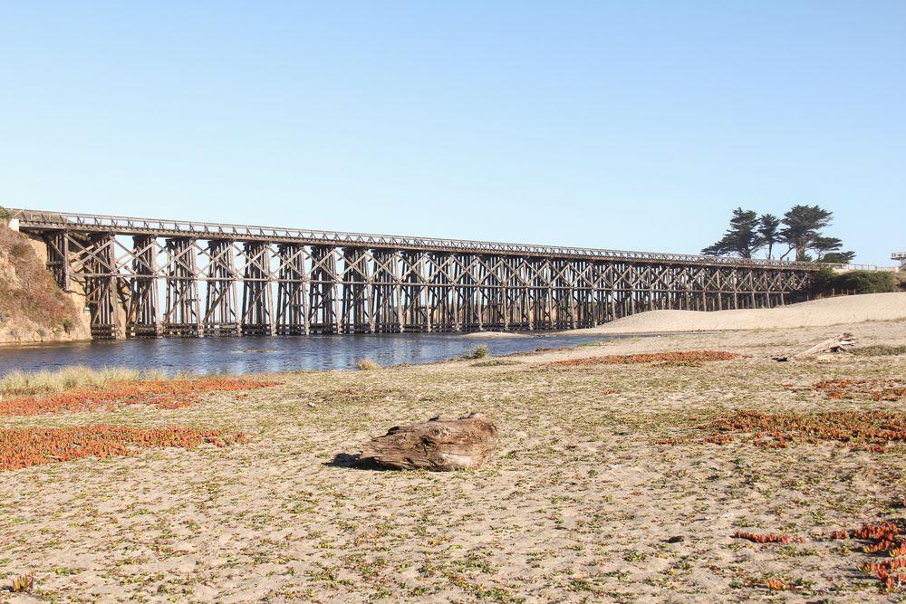 Pudding Creek Trestle Bridge