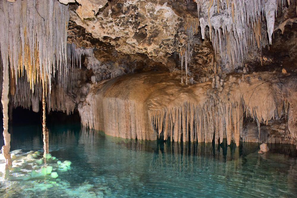 Rio Secreto Cavern