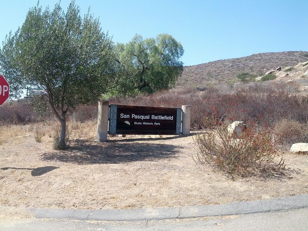 San Pasqual Battlefield State Historical Park