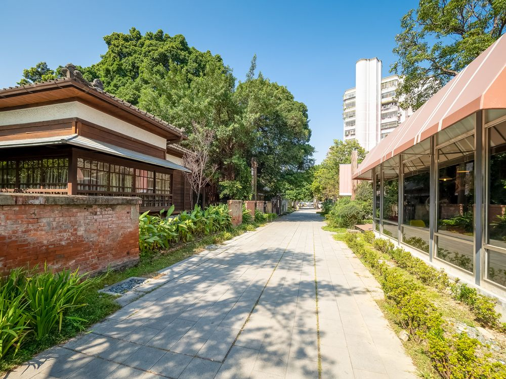 Taichung Literature Museum in Central District
