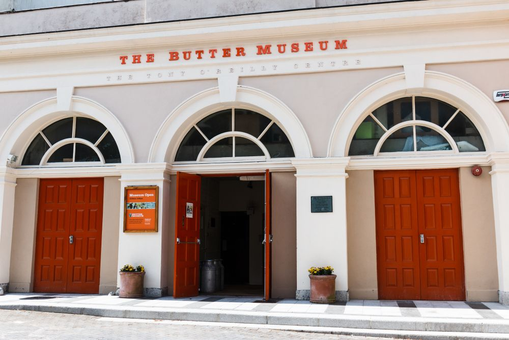 The butter museum