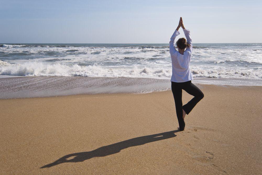 Yoga in Carolina Beach