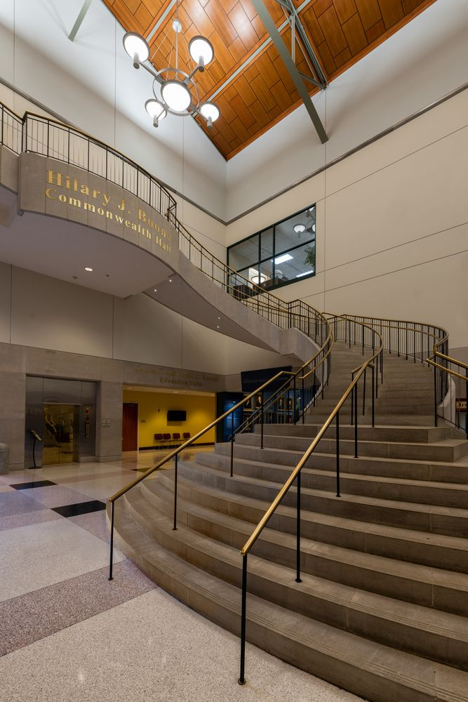 Staircase at Kentucky History Centre