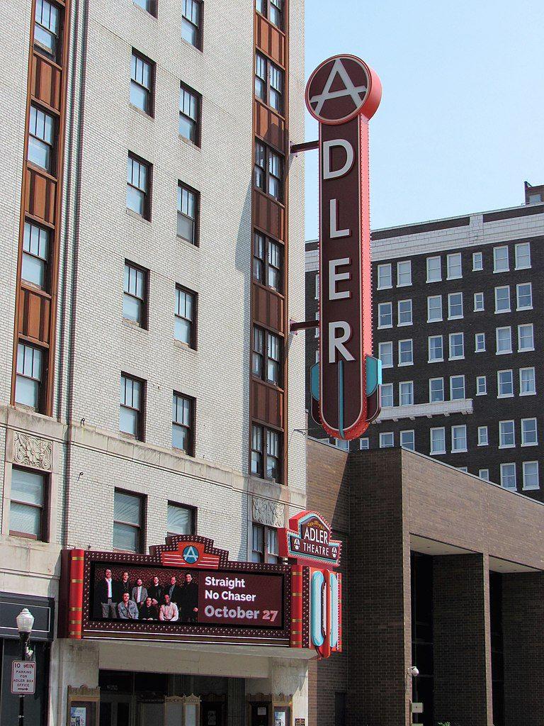 Adler theater