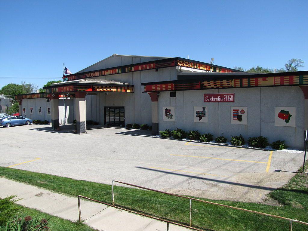 African American museum of Iowa in Cedar Rapids