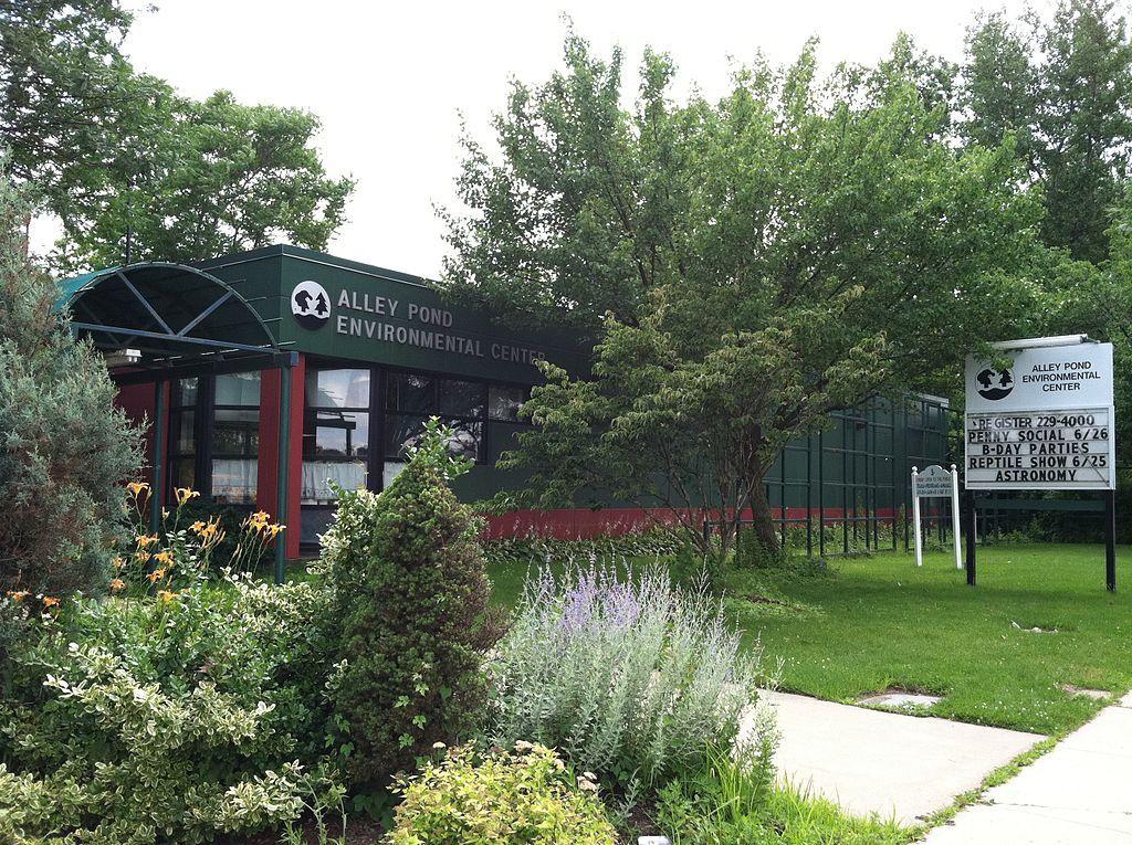 Alley Pond Park Environmental center