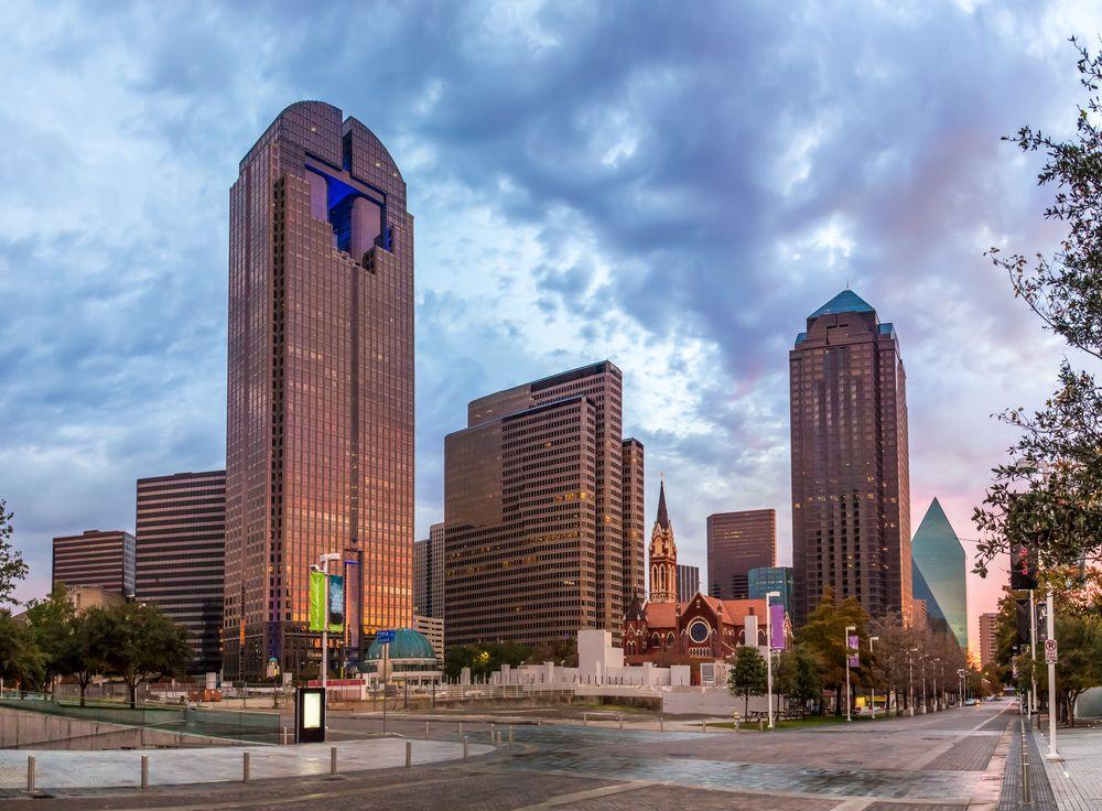 Arts District in Dallas