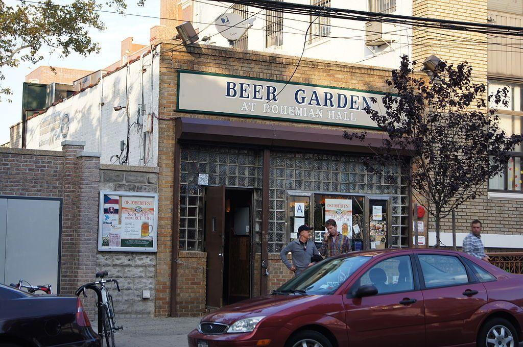 Bohemian Hall and Beer Garden