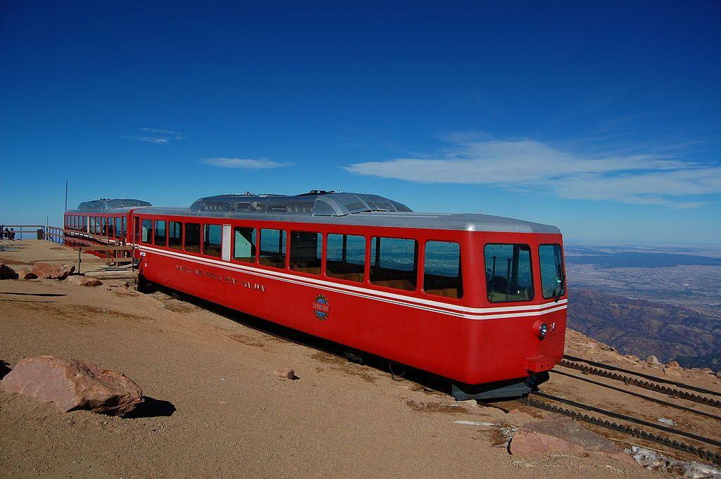 Broadmoor Pikes Peak Cog Railway