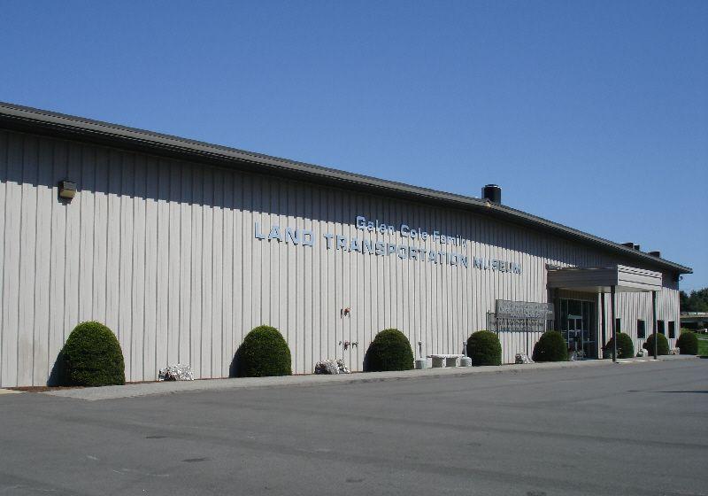 Cole Land Museum