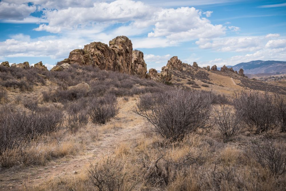 Devil's Backbone Nature Trail
