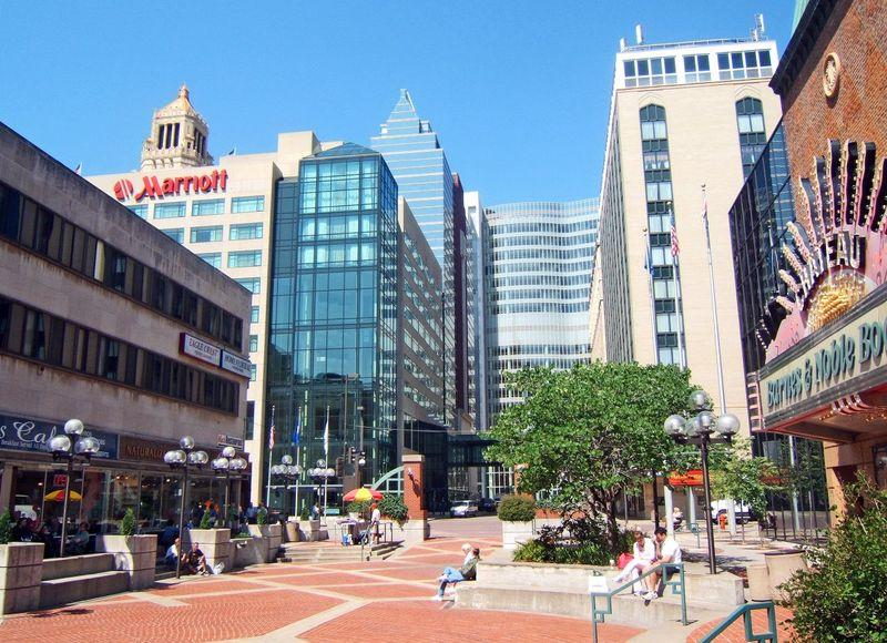 Downtown Peace Plaza