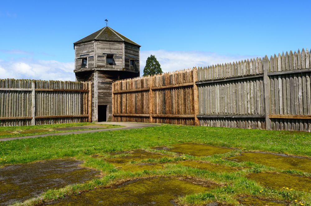 Fort Vancouver Historic Site